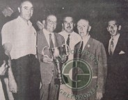 Ο Λουκάς Πανουργιάς και το πρωτάθλημα στίβου 1963