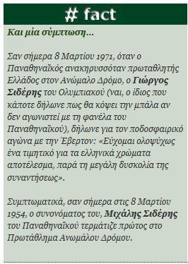 Ανώμαλος δρόμος - Γιώργος Σιδέρης