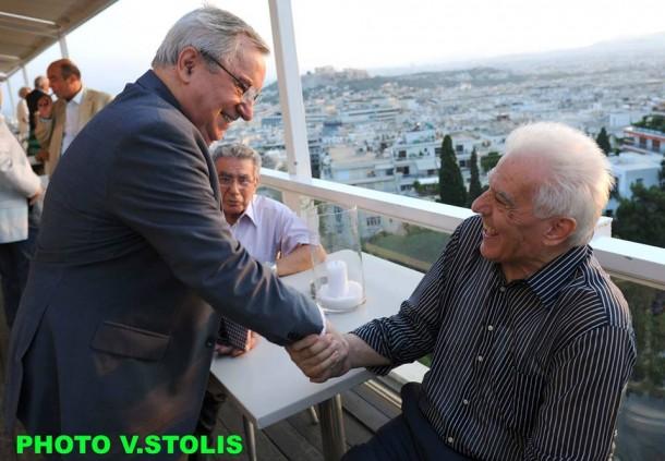 Αριστείδης Καμάρας, Στέλιος Παναγιωτίδης, Βαγγέλης Πανάκης