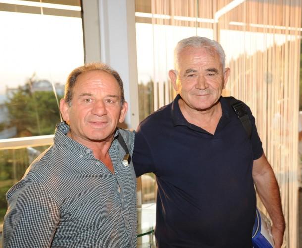 Δημήτρης Κοσσόβας, Νίκος Ράπτης