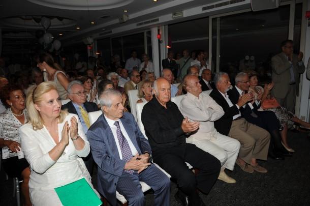 Ειρήνη Μαντζαβελάκη-Βασιλοπούλου, Παύλος Γιαννακόπουλος, Τάκης Λουκανίδης