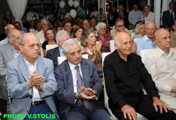 Θανάσης Γιαννακόπουλος, Παύλος Γιαννακόπουλος, Τάκης Λουκανίδης