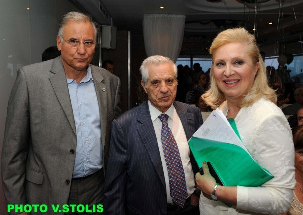 Μανώλης Λεκάκης, Παύλος Γιαννακόπουλος, Ειρήνη Μαντζαβελάκη-Βασιλοπούλου