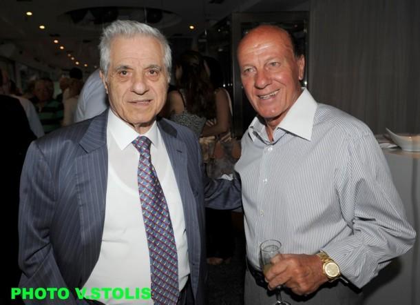 Παύλος Γιαννακόπουλος, Μίμης Δομάζος