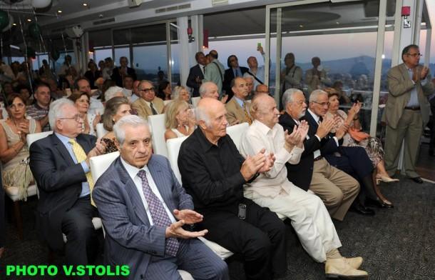 Παύλος Γιαννακόπουλος, Τάκης Λουκανίδης, Νίκος Αναγνωστόπουλος